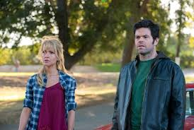 Still from Justified of Lindsay and Randall