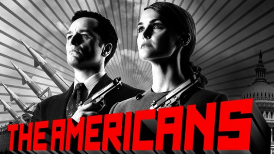 Promotional photo from FX series The Americans, featuring Keri Russell