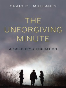 cover of The Unforgiving Minute by Craig M. Mullaney