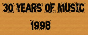 30 Years of Music 1998