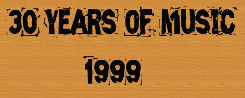 30 Years of Music 1999 logo