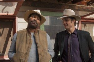Raylan and Limehouse
