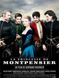 Poster for La Princesse de Montpensier