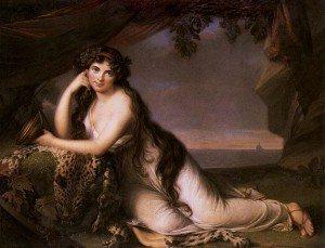 Emma as Ariadne
