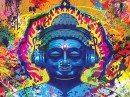 Psychadelic Buddha by Roberlan