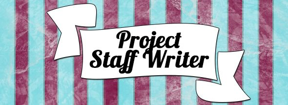 Project Staff Writer banner