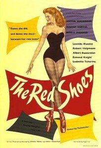 Film poster for The Red Shoes