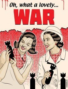 What a Lovely War by Roberlan
