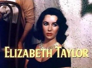 Elizabeth Taylor as Helen.