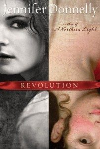Cover of Revolution by Jennifer Donnelly
