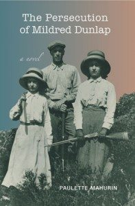 Cover of the persecution of mildred dunlap