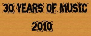 30 Years of Music 2010