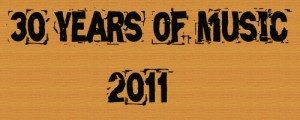 30 Years of Music 2011