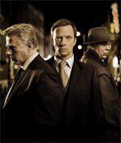 Whitechapel main characters