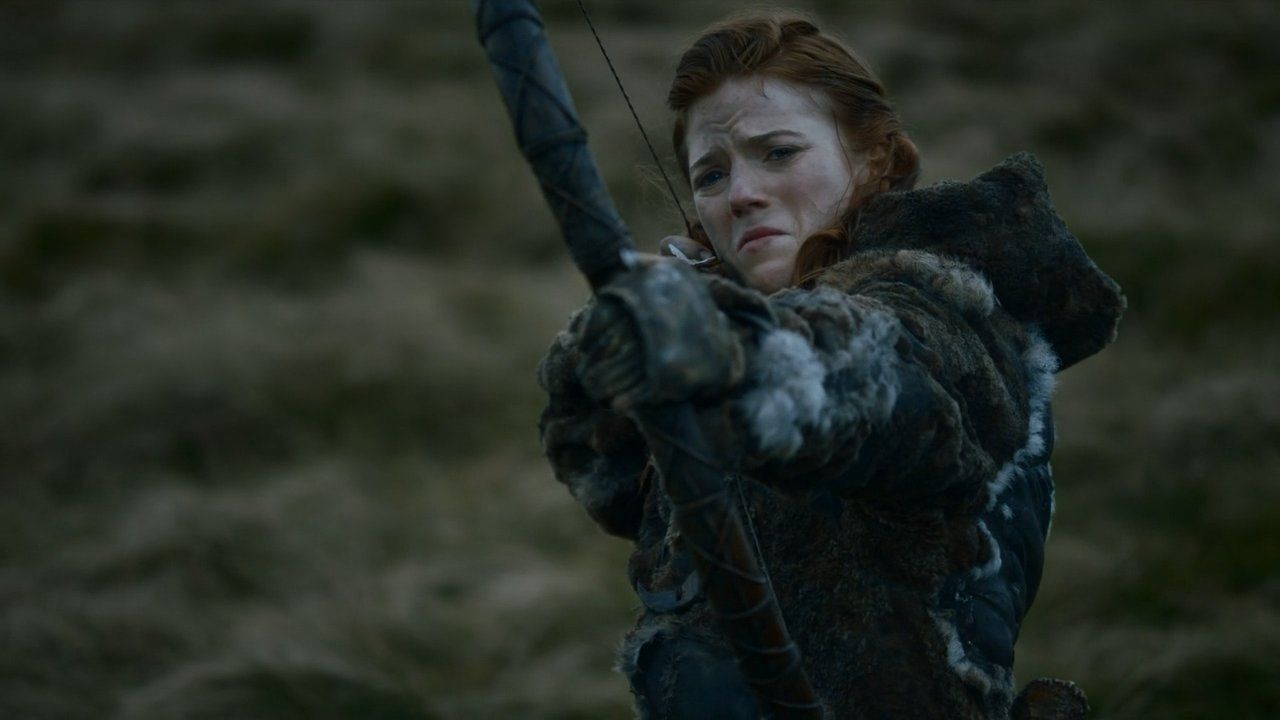 game of thrones ygritte