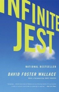 Cover of Infinite Jest by David Foster Wallace