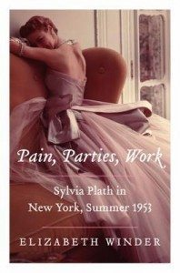 Cover of Pain, Parties, Work: Sylvia Plath in New York, Summer 1953 by Elizabeth Winder