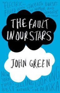 Cover of The Fault in Our Stars by John Green
