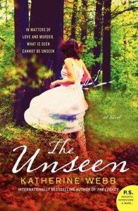 The Unseen by Katherine Webb (cover)