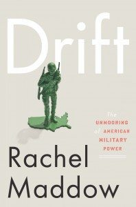 Cover of Drift by Rachel Maddow
