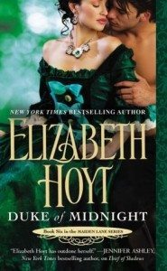 Cover of Duke of Midnight by Elizabeth Hoyt