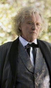 Rutger Hauer as Niall. Dapper as all fuck.