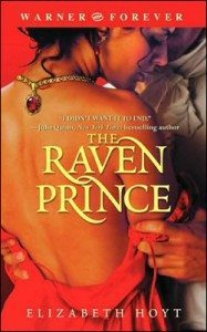 Cover of The Raven Prince by Elizabeth Hoyt