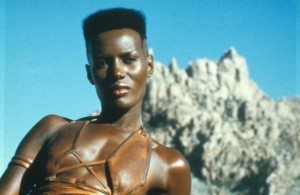 Grace Jones as Zula