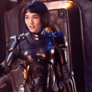 Mako Mori in Pacific Rim