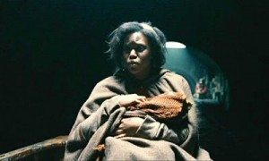 Clare Hope Ashitey in Children of Men