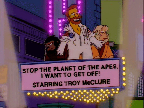 "A still from ""The Simpsons."""