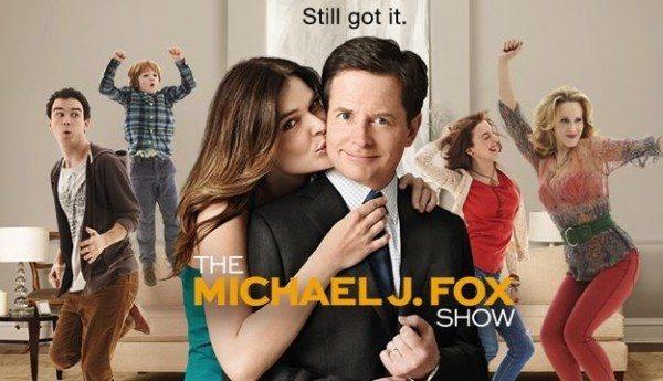 Michael J Fox show promo poster