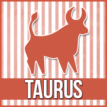 "An image of a bull that reads ""Taurus"""