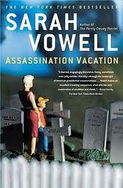Cover for Assassination Vacation