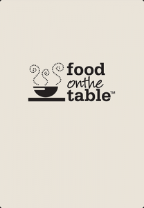 Screenshot of Food on the Table iPhone App