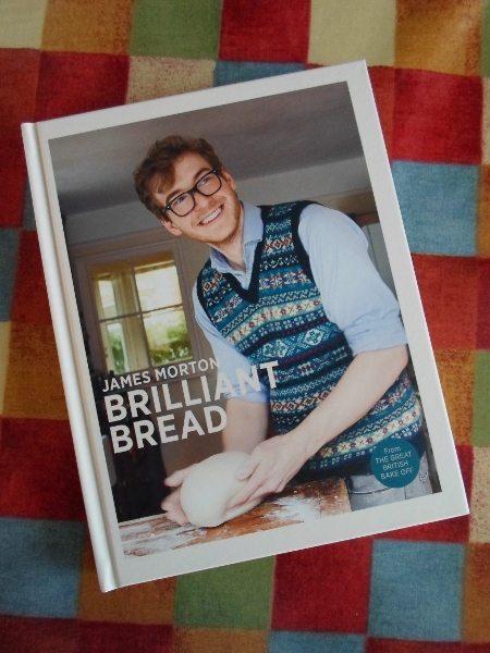 Cover image of Brilliant Bread by James Morton