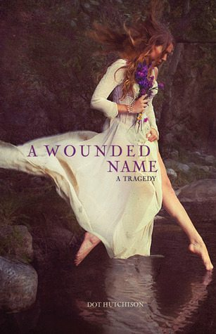 Cover of A Wounded Name by Dot Hutchison