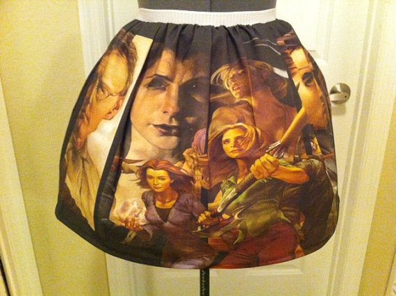 buffy skirt