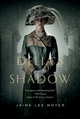 Cover of Delia's Shadow by Jamie Lee Moyer