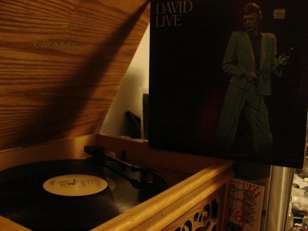David Bowie- Live at The Tower Philadelphia