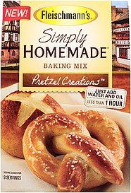 Image of Simply Homemade Baking Mix by Pretzel Creations.