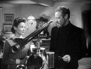 Still from The Ghost and Mrs. Muir