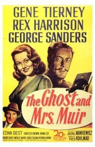Poster from The Ghost and Mrs. Muir.