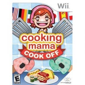Cooking Mama for the Wii