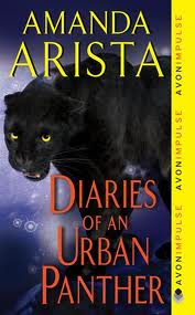 Book cover of Diaries of an Urban Panther by Amanda Arista