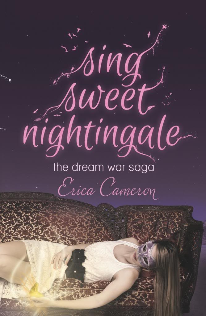 Book Cover for Sing Sweet Nightinggale by Erica Cameron