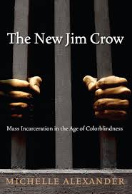 "Cover of ""The New Jim Crow"" by Michelle Alexander."