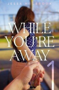 "The cover of ""While You're Away."""