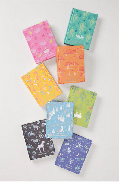 Anthropologie Kid's Classics Box Set