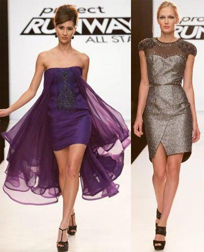 Irina Viktor designs Project Runway Season 3 Episode 6